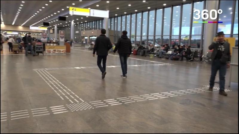 В московских аэропортах обновят считыватели на турникетах