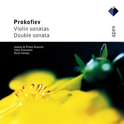 Apex альбом Apex: Prokofiev: Violin Sonatas / Kuusisto