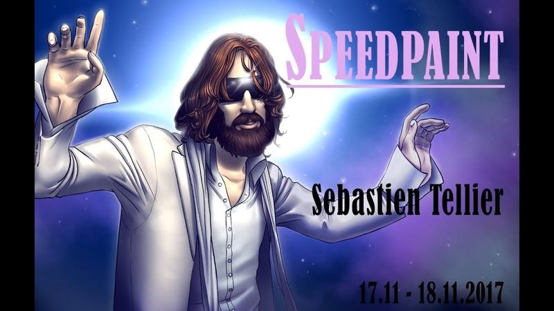 SPEEDPAINT - Sebastien Tellier