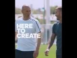 Instagram post by Zidane