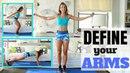 Сексуальные рельефные руки 5 минутная тренировка DEFINED SEXY ARMS 5 Minutes Katie Austin
