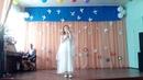 Ты возьми меня с собой - на концерте в Кузьмино исполняет Надежда Лукашина