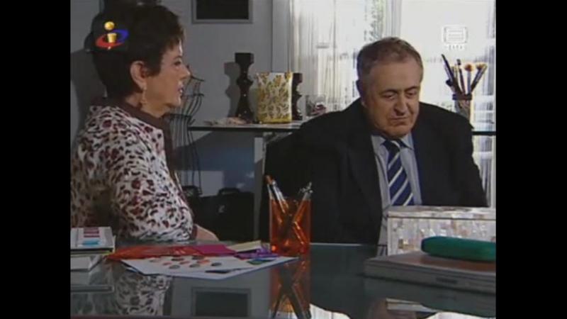 Meu Amor Caetano visita Estela no atelier