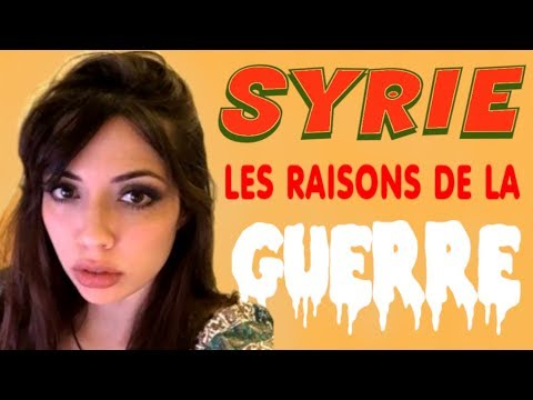 Une Syrienne explique pourquoi on veut faire tomber son pays.