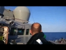 [HD] USS Donald Cook Arrived in Haifa - USS Donald Cook Russian Fly-By