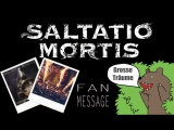 Message to Saltatio Mortis from Russian Fanclub