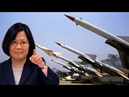 Taiwan is developing missiles in response to China's military build-up