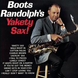 Boots Randolph альбом Boots Randolph's Yakety Sax!