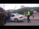 """МАКЕДОНСКА ПОЛИЦИЈА Вежба за практична употреба на средство за принудно запирање на возила """"Стингер"""