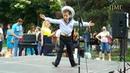 Матросский танец . Эх,яблочко да на тарелочке Танец.Запорожье 23.6.2017.
