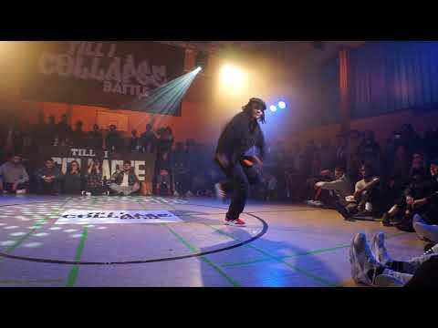 Till I Collapse Battle 2017  Judge Demo Hip Hop Batalla