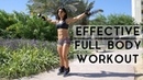 Full Body Dumbbells Workout - Simple Effective