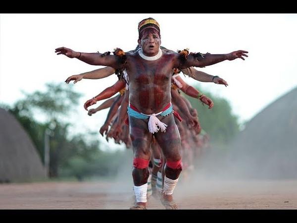 При виде этого танца многие известные правители пре вращались в послушную овечку.Тайны танца