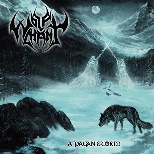 Wolfchant альбом A Pagan Storm