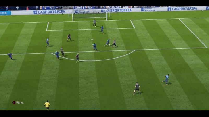 Fifa 18 снова комбэк