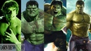 Hulk Cast: 1978, 1988, 1990, 2003, 2008, 2012, 2015, 2017 - Hulk Movie Actors