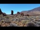 Марсианские пейзажи на Тенерифе Канары