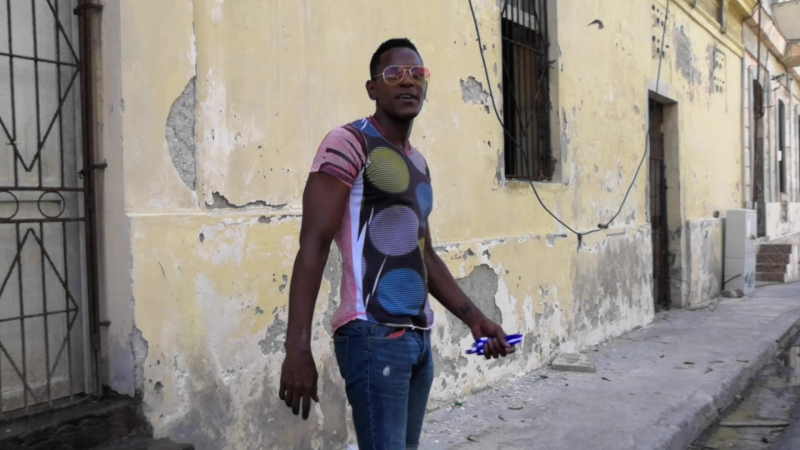 Гавана Куба Жизнь без интернета