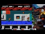 Battletoads &amp Double Dragon (ModeHack L7, ver. 1.3) NES - Live-stream by Smokey &amp Death Devil