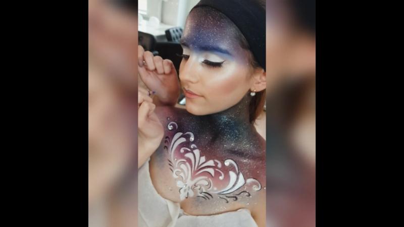 Космічний макіяж Луцьк