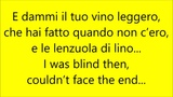 Umberto Tozzi &amp Anastacia - Ti amo lyrics