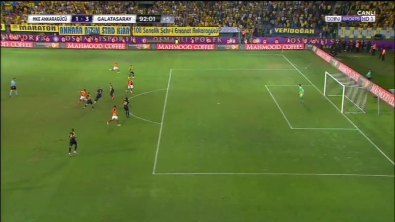 Ankaragüçü Galatasaray 10 08 18 2