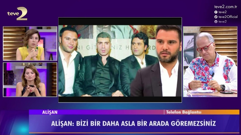 2. Sayfa Alişan, Özcan Deniz'le barışıyor mu