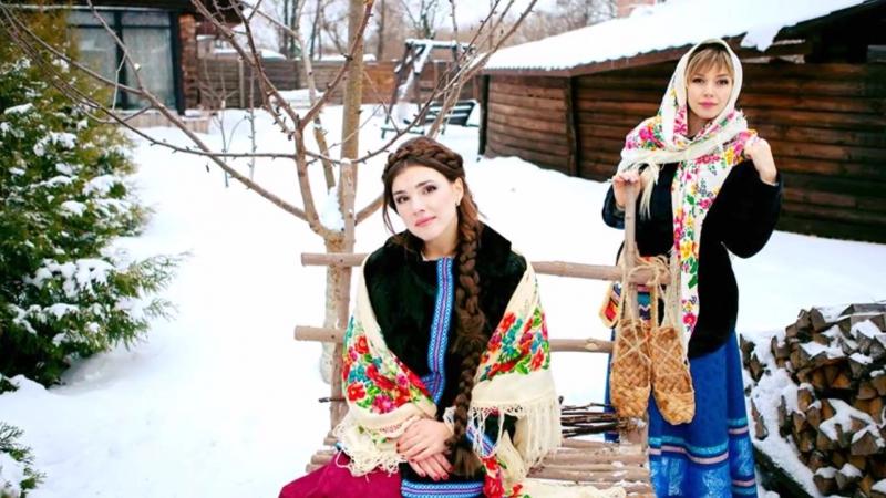 ЕжеВикА Зимушка зима