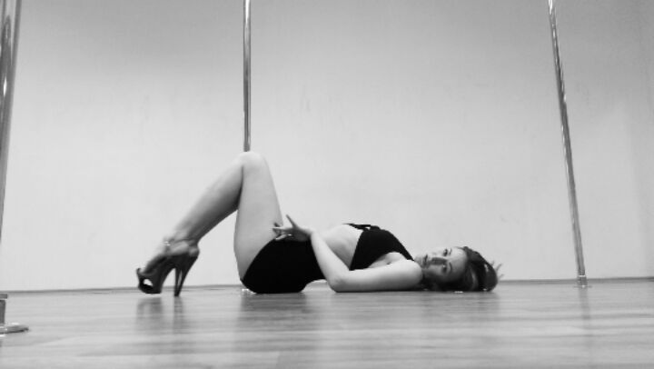 Няшные трени 100 ♥ Exotic pole dance. Яна Светлая. Ура! Сотый выпуск!