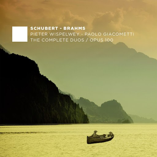 Pieter Wispelwey альбом F. Schubert, J. Brahms: The Complete Duos - Opus 100