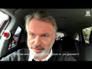 My random video diary Robin The Sculptor The Pacific In The Wake of Captain Cook with Sam Neill