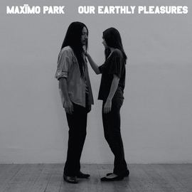 Maxïmo Park альбом Our Earthly Pleasures