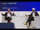 Олег Тиньков и Владимир Познер — беседа о технологическом предпринимательстве