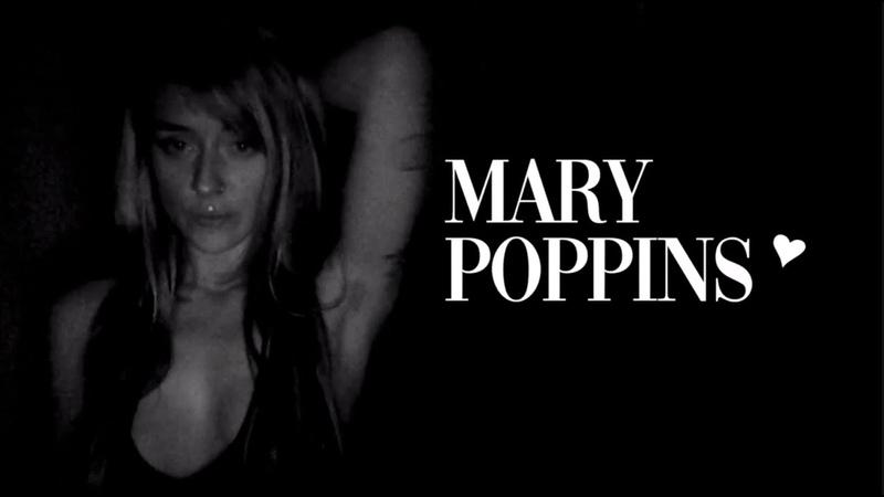 The Pom-Poms - MARY POPPINS (lyric video)