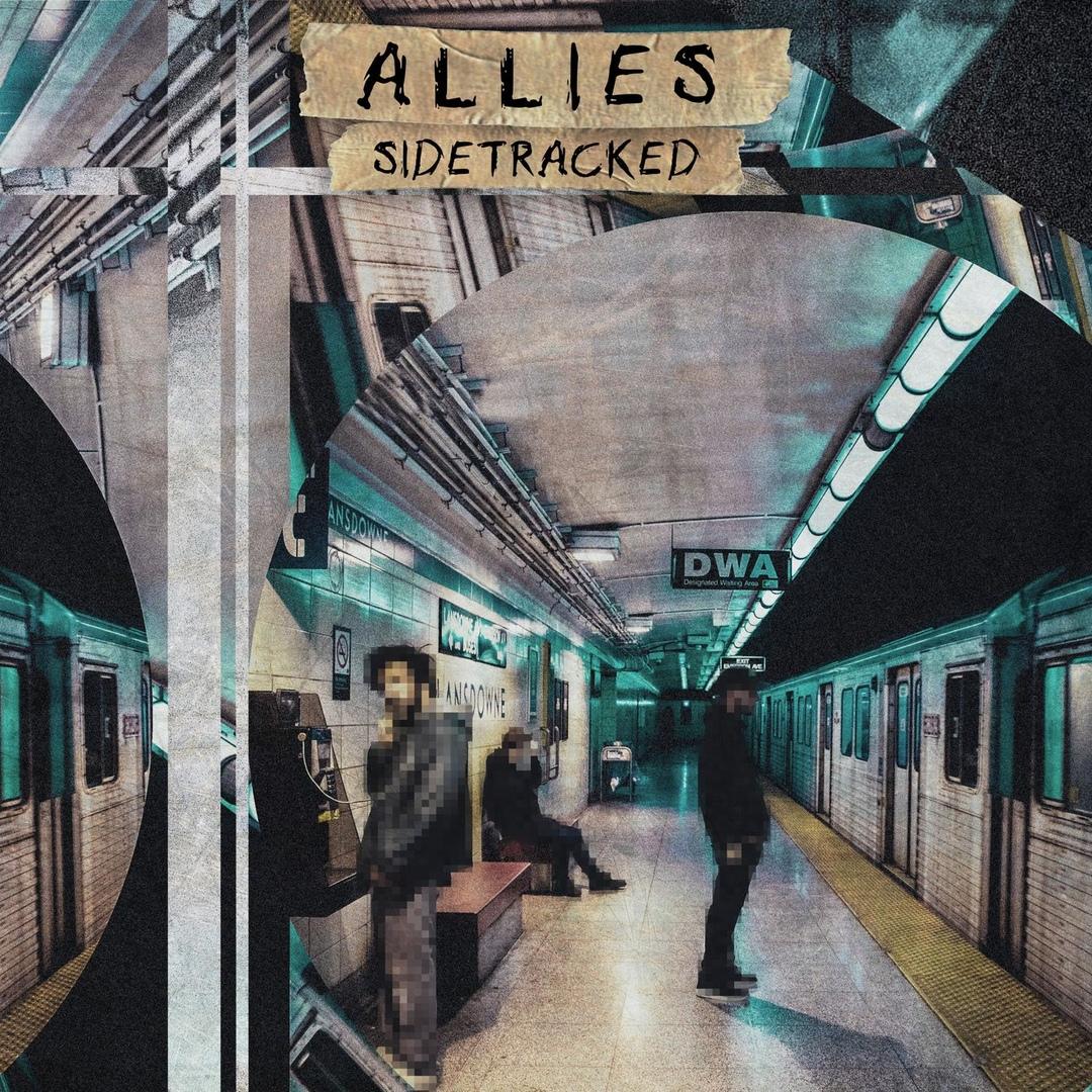 Allies - Sidetracked [EP] (2018)