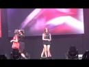 180720 CLC 씨엘씨 - CLC LIVE SHOW IN HONG KONG 2018 – BLACK DRESS 직캠⁄CAM [4K]