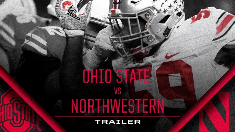 Ohio State Football Northwestern Trailer