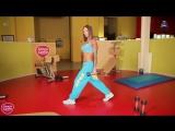 Маргарита Бойко - «Тренировка для начинающих» - Ноги.