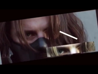 Marvel Vine | Bucky Barnes | Winter Soldier | Зимний Солдат | Sebastian Stan