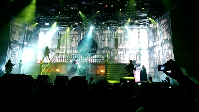 Shapes Of Black/King Diamond - Live in Moscow/20.06.2013