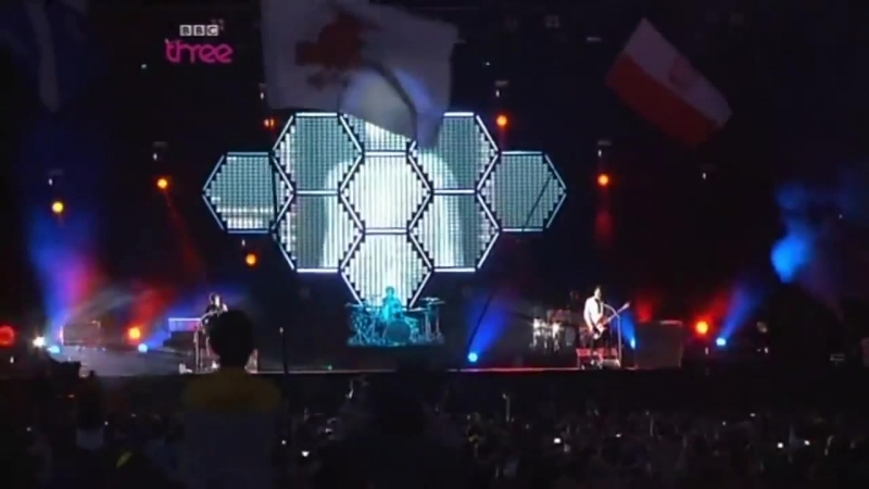 Muse - Map Of The Problematique live at T in the Park 2010