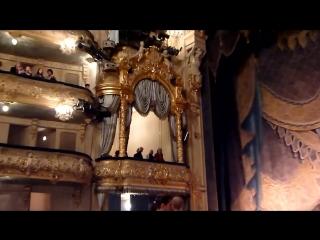 Vídeo del Teatro Mariinsky, San Petersburgo