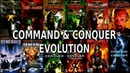 Command Conquer Evolution In 5 Minutes - 2018