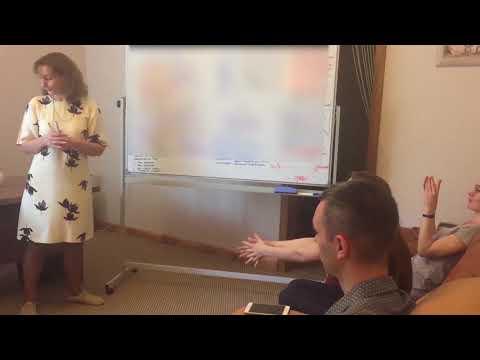 О самом важном для каждого из нас - психолог Ирина Лебедь (общение после семинара)