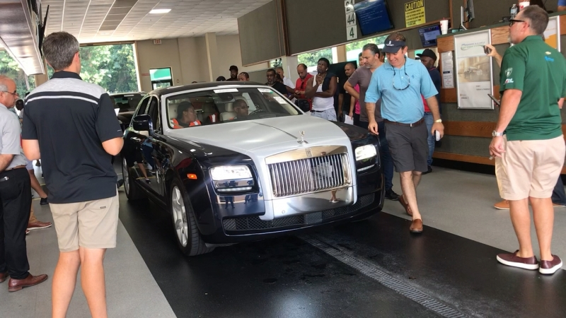 Atlanta Auto Auction!!