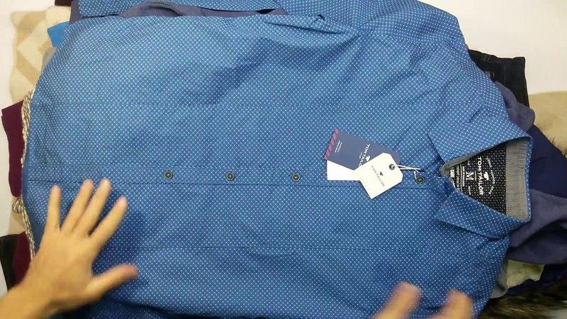 0799 Tom tailor Autumn Mix 5пак - модный осенний микс бренда Tom tailor сток