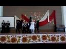 Танец с мамами 2-В, 4-В