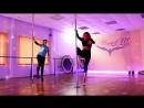 Тренировка EXOTIC POLE DANCE