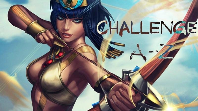NEITH: [A-Z] Challenge | [А-Я] Челлендж | Grandmaster Ranked Duel 1x1