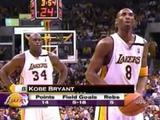 Shaquille O'Neal &amp Kobe Bryant Full Highlights vs Timberwolves 2003 WCR1 GM4